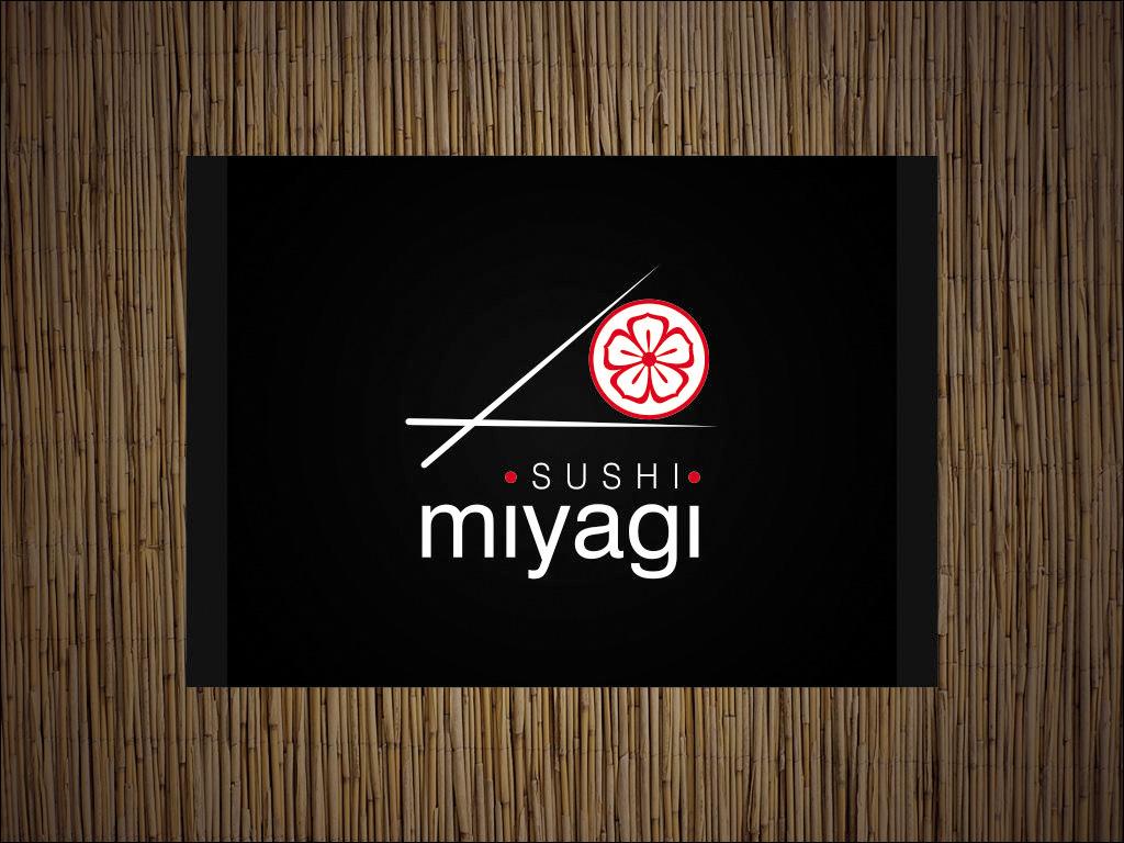 Miyagi Sushi Isologotipo