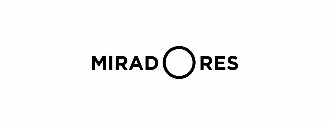 Miradores - Logo